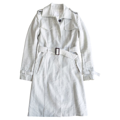 Jill Stuart Trench coat in light blue
