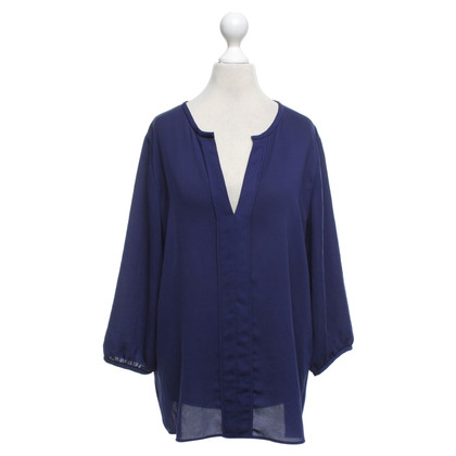 Marc Cain Blouse in blauw