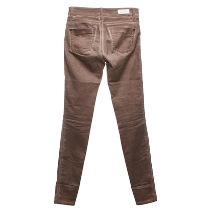 Plein Sud trousers in brown