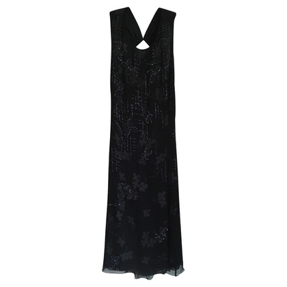 Armani Collezioni Silk evening dress