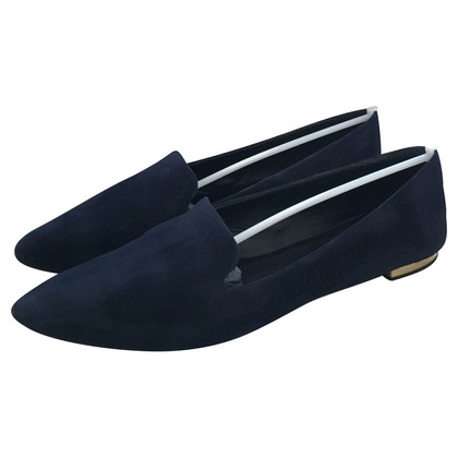 Burberry Loafer in suede leather