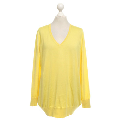 Malo Pullover in Gelb