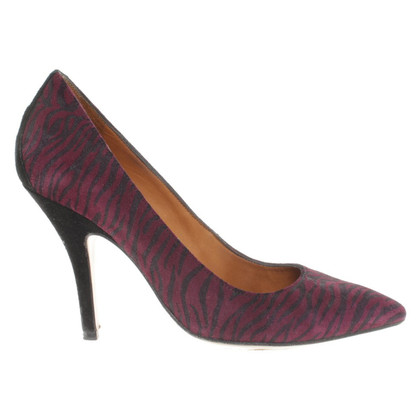 Isabel Marant pumps with animal print
