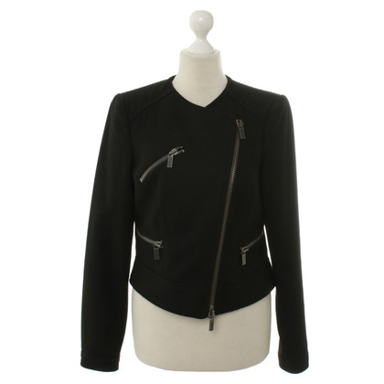 Karl Lagerfeld Blazer in biker style