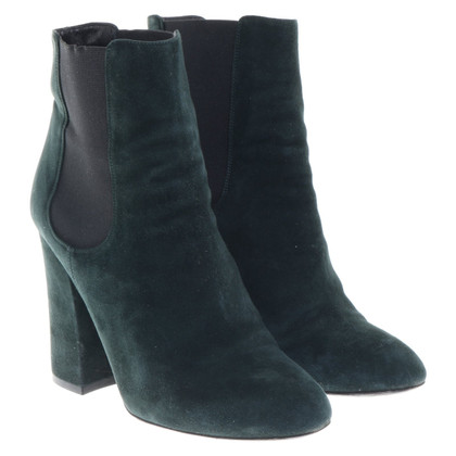 Dolce & Gabbana Ankle boots in green