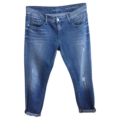 Calvin Klein Jeans in used-look