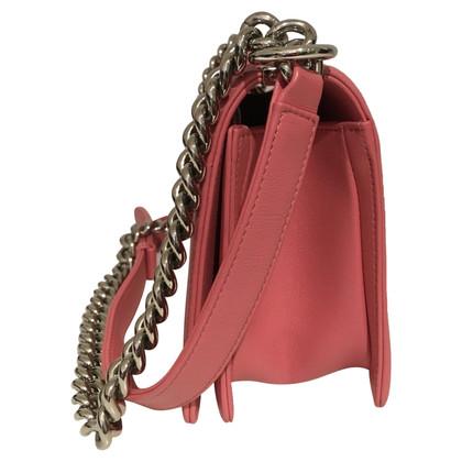 "Chanel ""Chevron Boy Bag"""