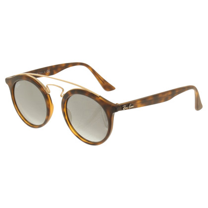 Ray Ban Sunglasses with double bridge