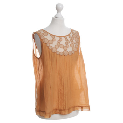 Bruuns Bazaar top in Orange