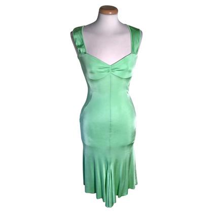 Versace Jurk in groen