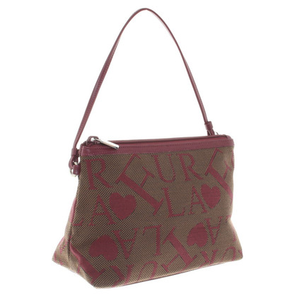 Furla clutch a Bordeaux