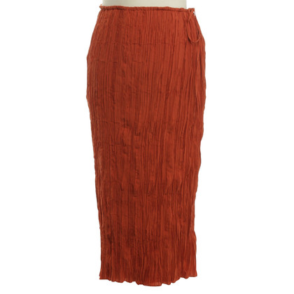 Altuzarra skirt in orange