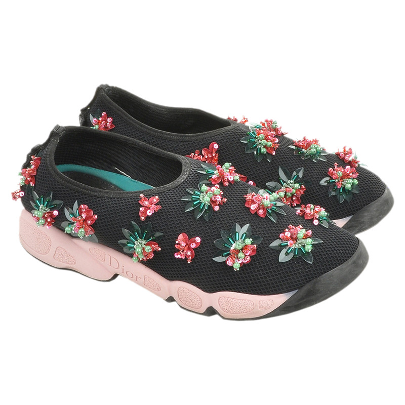 Christian Dior Trainers in Black