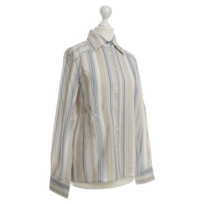 Maurizio Pecoraro  Silk blouse with patterns