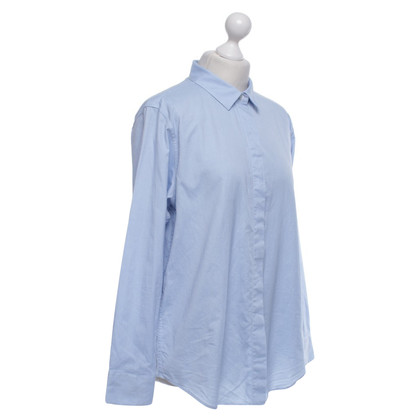 Iris & Ink Blouse in light blue