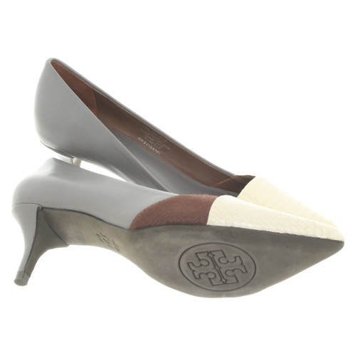 61d3b5ee285e Tory Burch Pumps Peeptoes Leather - Second Hand Tory Burch Pumps ...