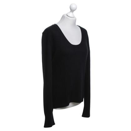 Max Mara Gebreide trui in zwart