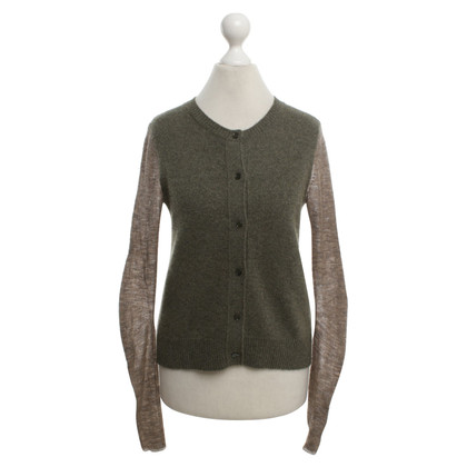 Céline Cardigan in Khaki