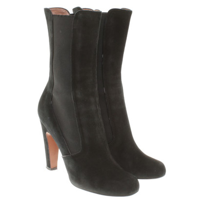 Alaïa Bottines en daim