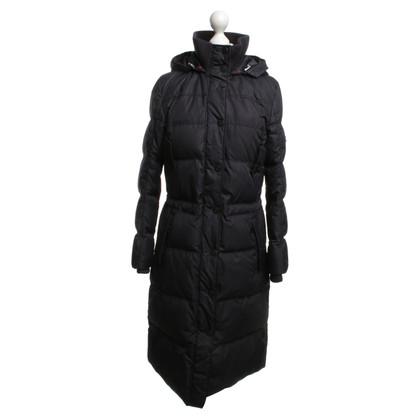 Bogner manteau de duvet en bleu
