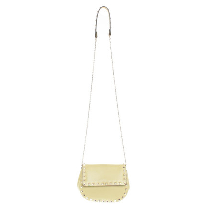 Valentino Shoulder bag in yellow