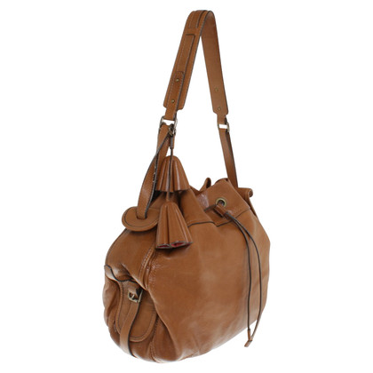 Barbara Bui Leather handbag in brown