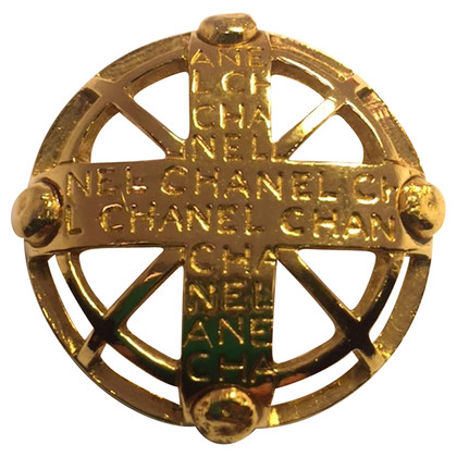 Chanel Gold Brooche