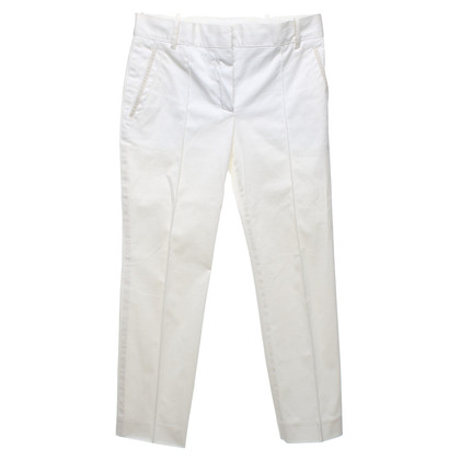 Louis Vuitton trousers in cream