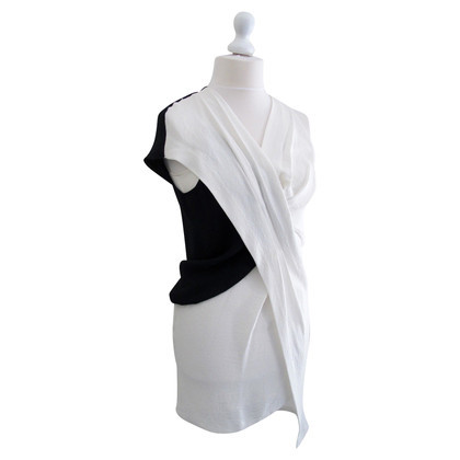 Helmut Lang asymmetric dress