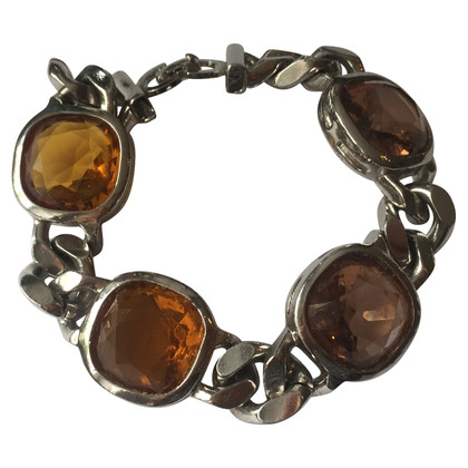 Christian Dior Armband mit großen Steinen