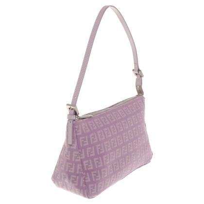 Fendi Handbag in purple