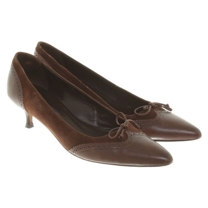 Ralph Lauren Pumps in Braun