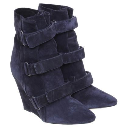 "Isabel Marant Sneaker wedges ""Over Suede"""