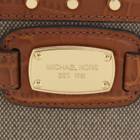 Michael Kors Shoulder bag in beige / brown