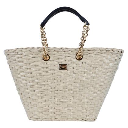 Dolce & Gabbana Strawbag