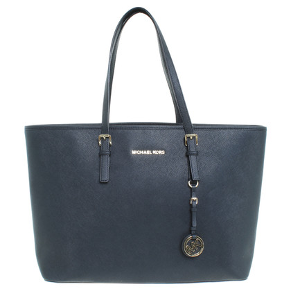 "Michael Kors ""Jet Set Travel Bag"" in zwart"