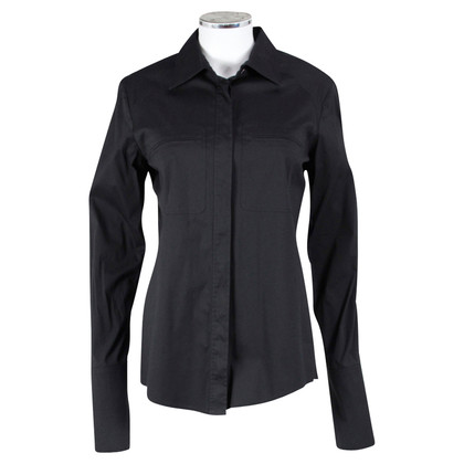 Gucci Black cotton blouse