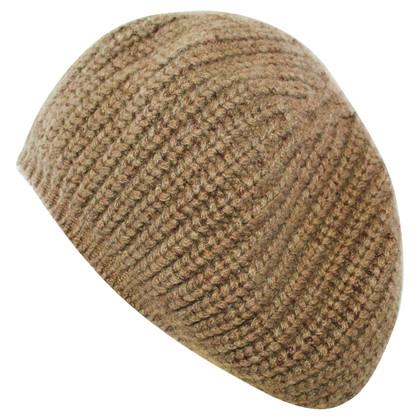 Brunello Cucinelli Cappello basco fatta di cashmere