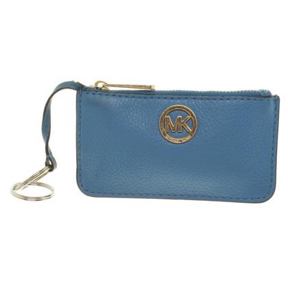 Michael Kors sacchetto chiave in blu