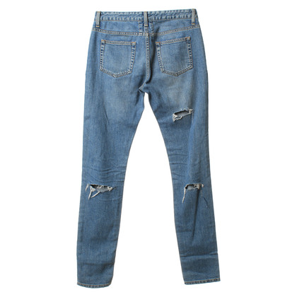 Saint Laurent Jeans in Blau