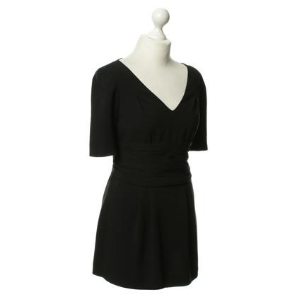 Moschino Kleid mit Faltendetails