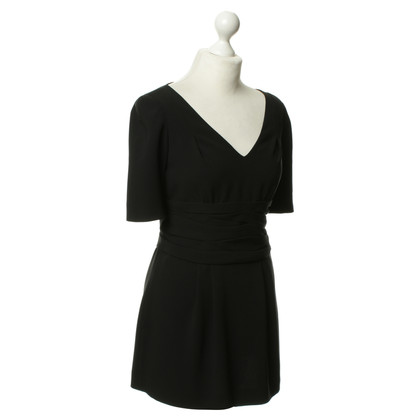 Moschino Fold detail dress
