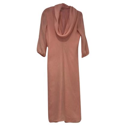 Lanvin robe en soie