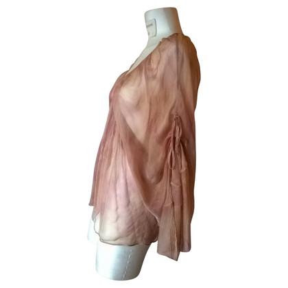 La Perla Shirt en voile de soie