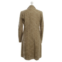 Philosophy di Alberta Ferretti Coat in olive green