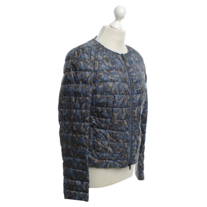 Herno Down jacket with pattern
