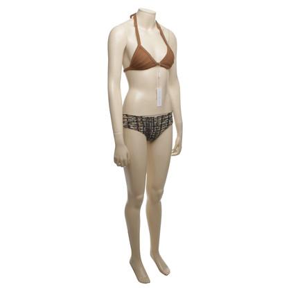 Altre marche Issa de' Mar - bikini con reticolo