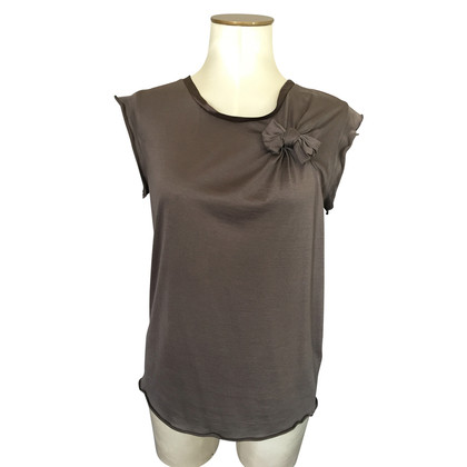 3.1 Phillip Lim Top in seta e cotone