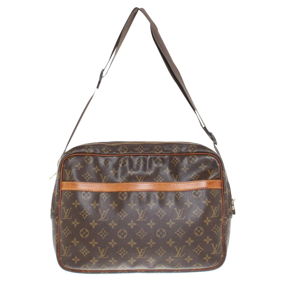 Louis Vuitton Messenger Bag from Monogram Canvas