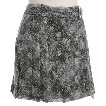 Ermanno Scervino Short skirt with pattern